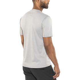 Columbia Zero Rules Short Sleeve Shirt Men columbia grey heather
